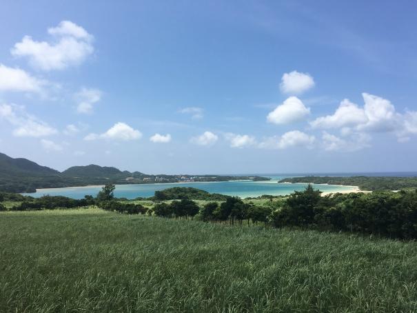 石垣島の川平湾-1