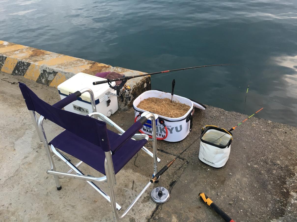 紀州釣りスタイル