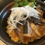 淡路島の丼が食べたくて、生さわら丼を食してきました