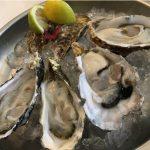 淡路島産の牡蠣は無かったが、オイスタールームの牡蠣に舌鼓