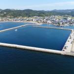 淡路島の都志港