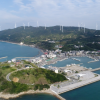 【淡路島】釣りに役立つドローン空撮 (江井港、丸山港、阿那賀港編)をアップロード完了