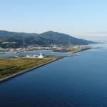 【空撮】釣りに役立つドローン空撮「佐野新島北側」,「佐野新島南側」,「生穂新島南側」,「塩田新島南側」をアップロード完了