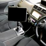 【開封の儀】釣行に便利!車載がっちりタブレットカップホルダーで愛用のiPadをがっちりホールド!