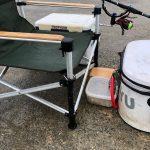 Colemanツーウェイキャプテンチェアは釣りに最適の折りたたみ椅子です!
