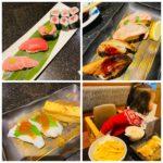 【忘備録】にぎり長次郎はネット予約で楽天ポイントがゲットできる美味しい回転寿司だった