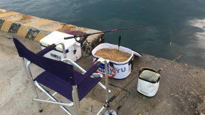失敗しない!紀州釣り団子を投げる技